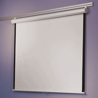 Toprail - Projection screen